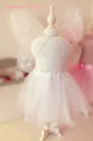 Crochet Fairy Mannequin