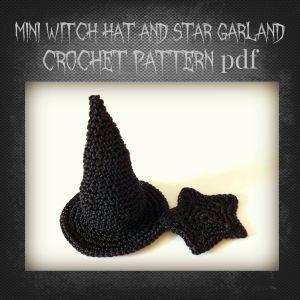 witch hat garland