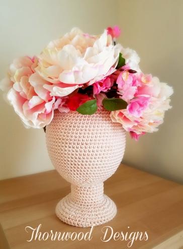 Crocheted Mannequin Head